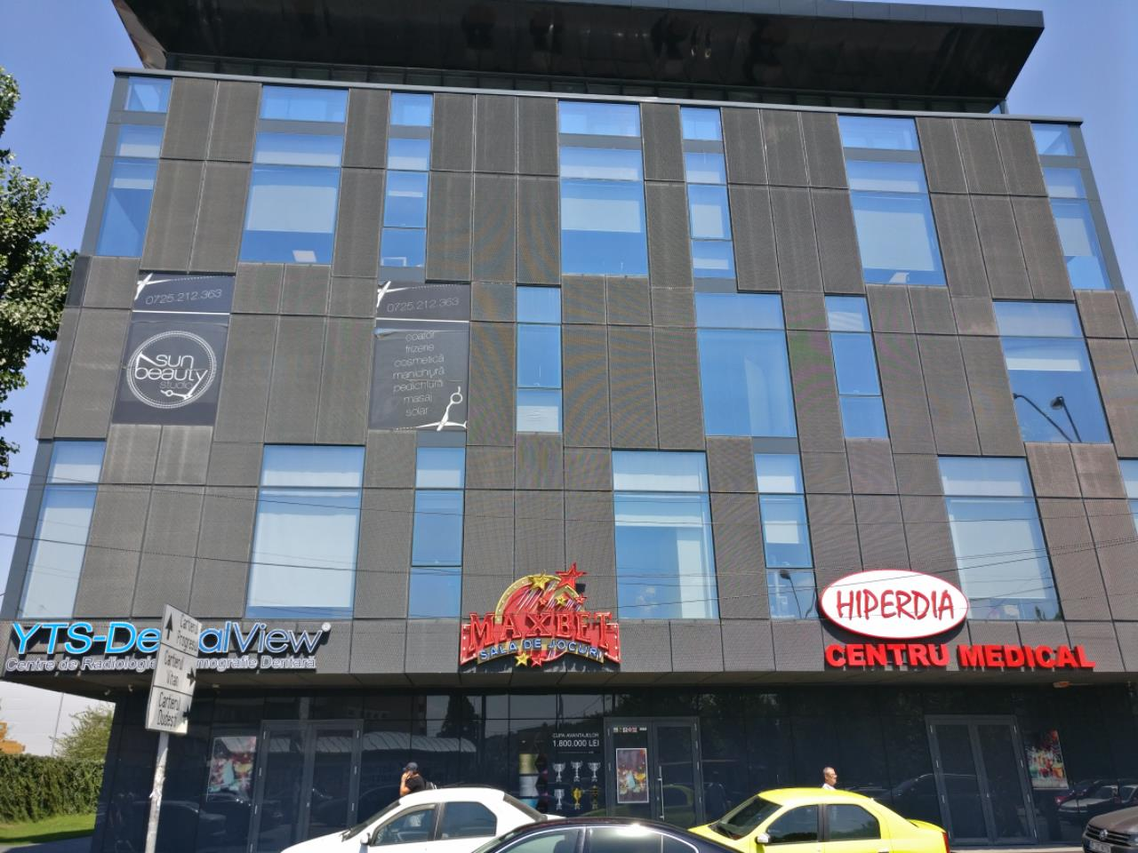 Spatiu birouri de inchiriat langa Sun Plaza 200-480 mp