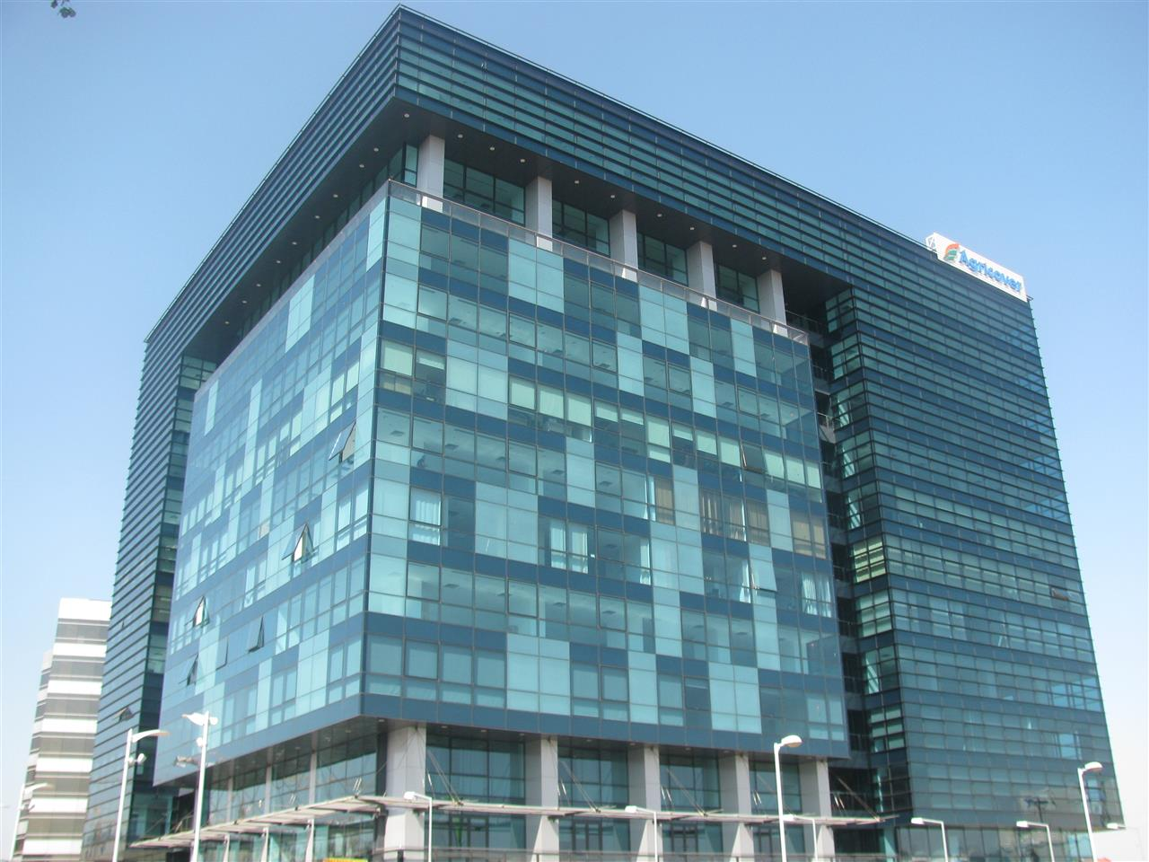 Cubic Center - birouri de la 200 mp
