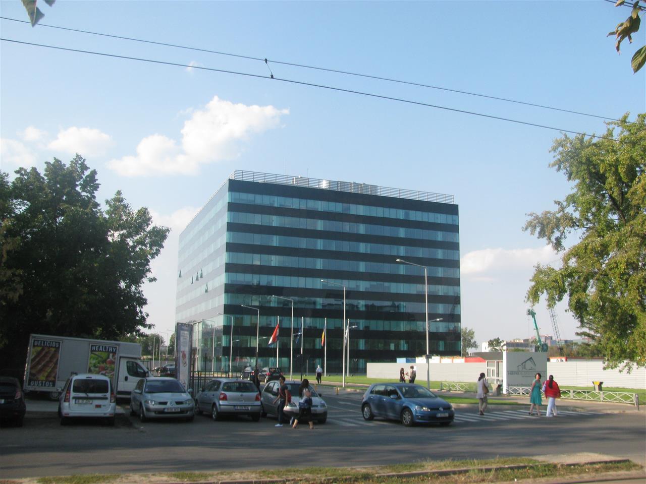 Hermes Business Campus 600 - 2000 mp - birouri la cheie