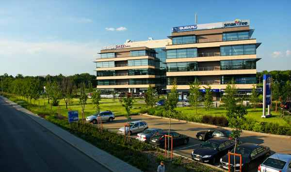 Baneasa Business & Technology Park - birouri de la 316 mp