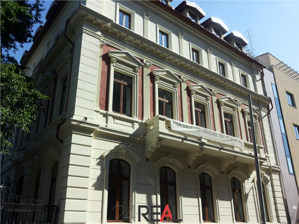 Vila de vanzare - monument istoric