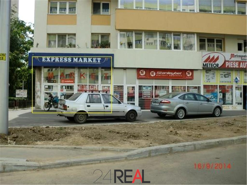 Spatiu comercial stradal de inchiriat