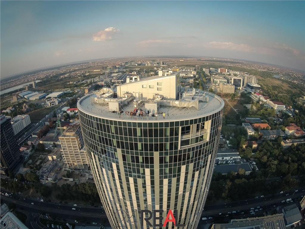 Inchiriere birouri - Sky Tower - de la 600 mp
