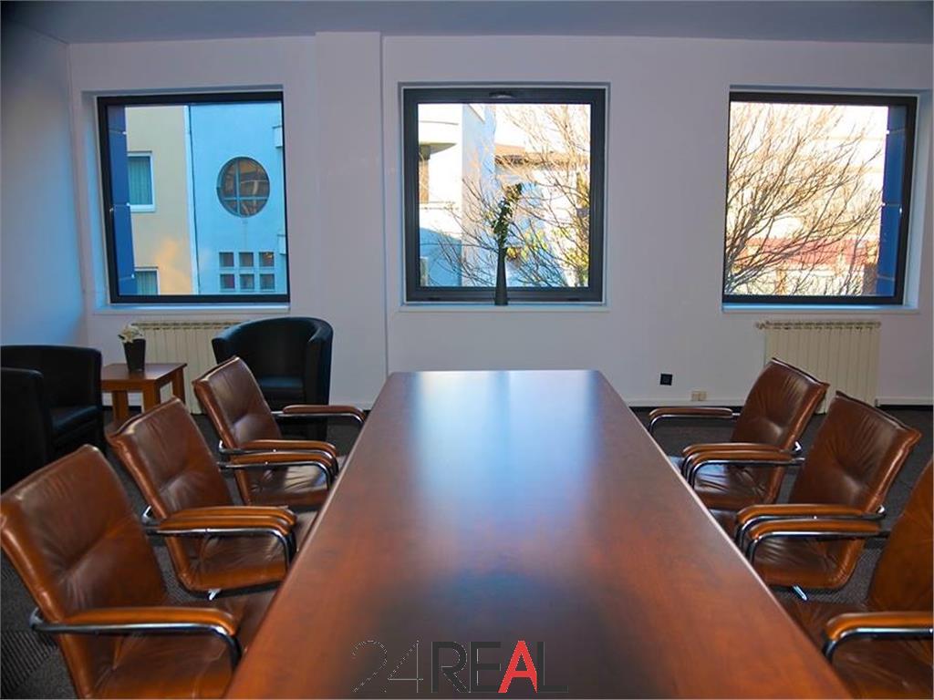 Cladire de birouri recent renovata de inchiriat Dorobanti