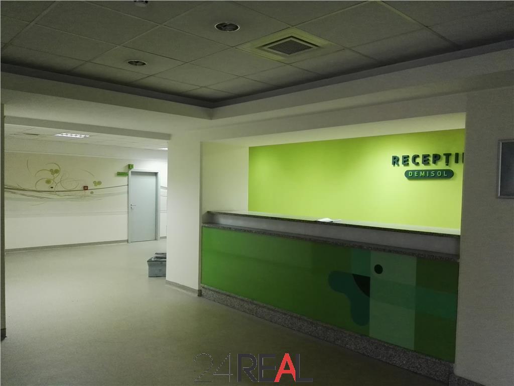 Spatii pretabile pentru: spital, clinica, cabinet, laborator medical