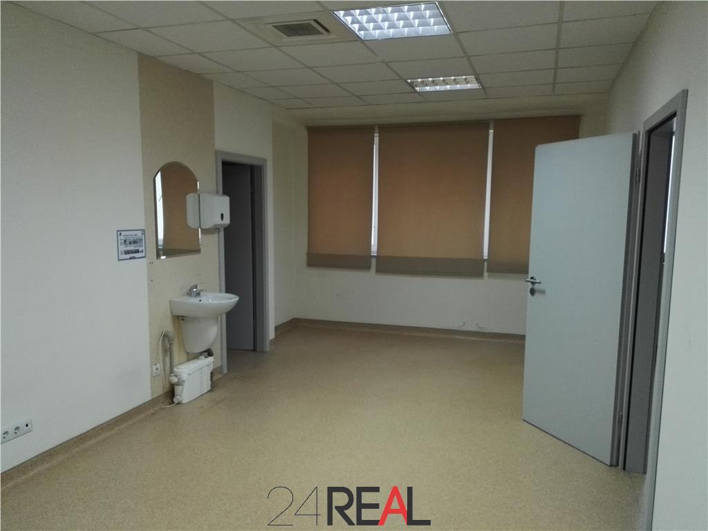 Spatii pretabile spital clinica laborator medical birouri scoala
