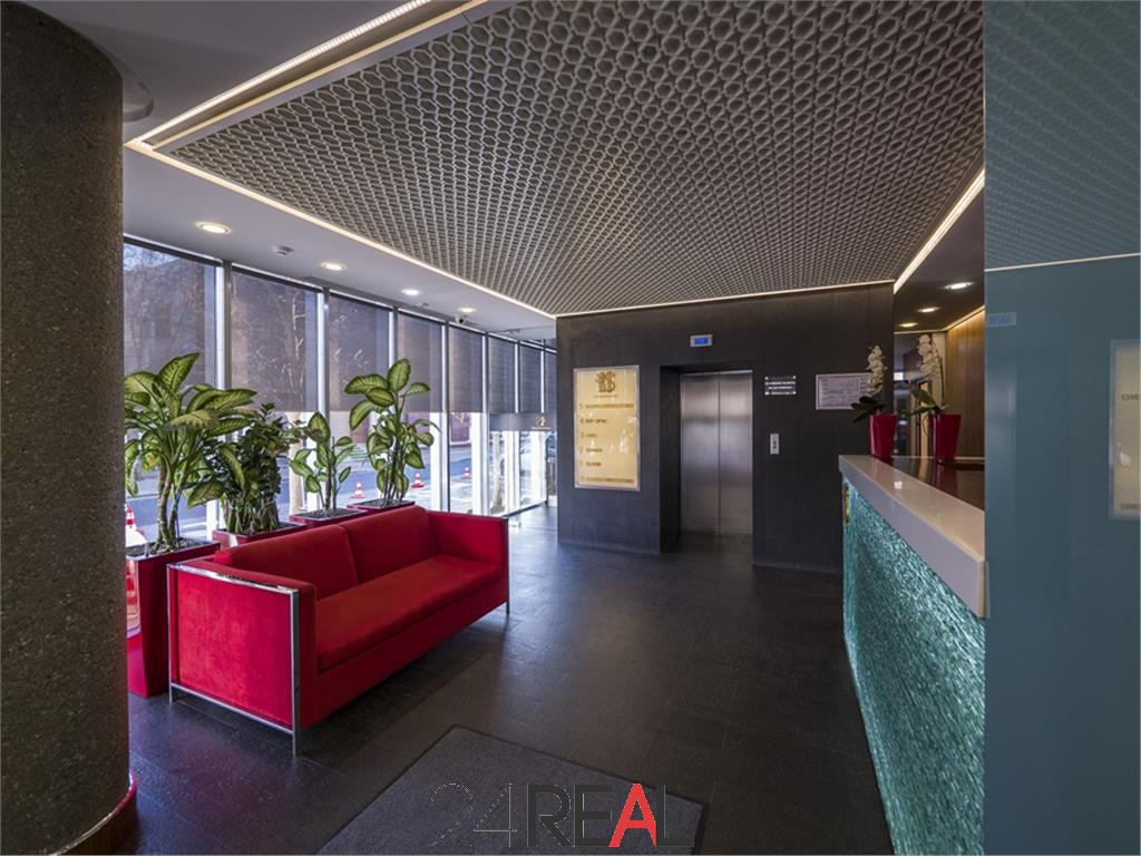 Birouri de inchiriat in Herastrau Office Building - de la 225 mp