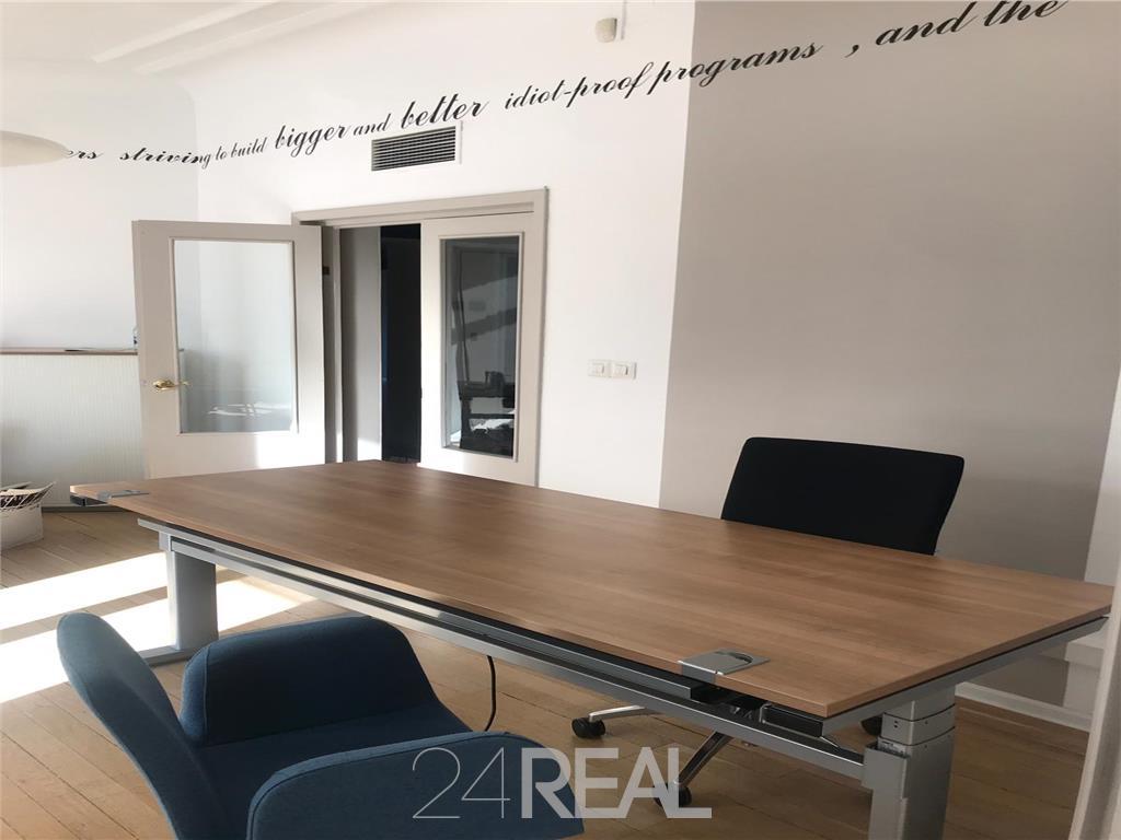 Spatiu de birou in vila interbelica - 125 - 250 mp