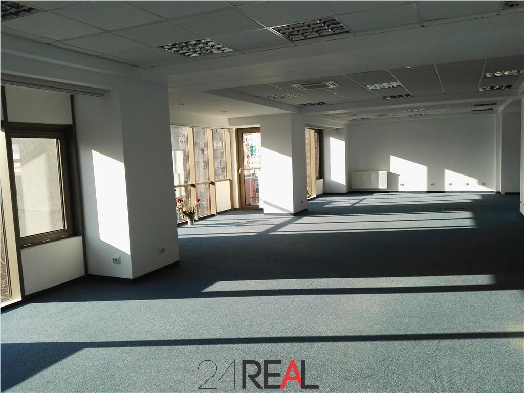 Spatii de birouri de vanzare 347 mp construiti si 2 locuri parcare