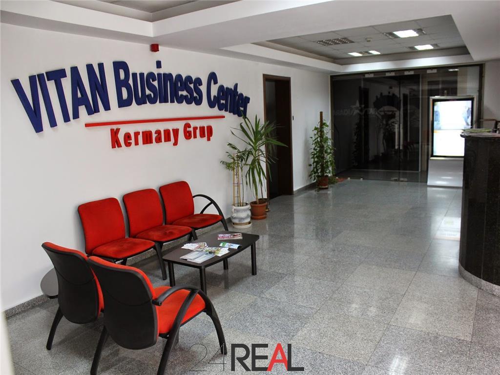 Vitan Business Center - spatii de birouri intre 41 si 530 mp