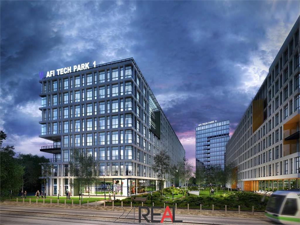Afi Tech Park - Inchirieri birouri clasa A