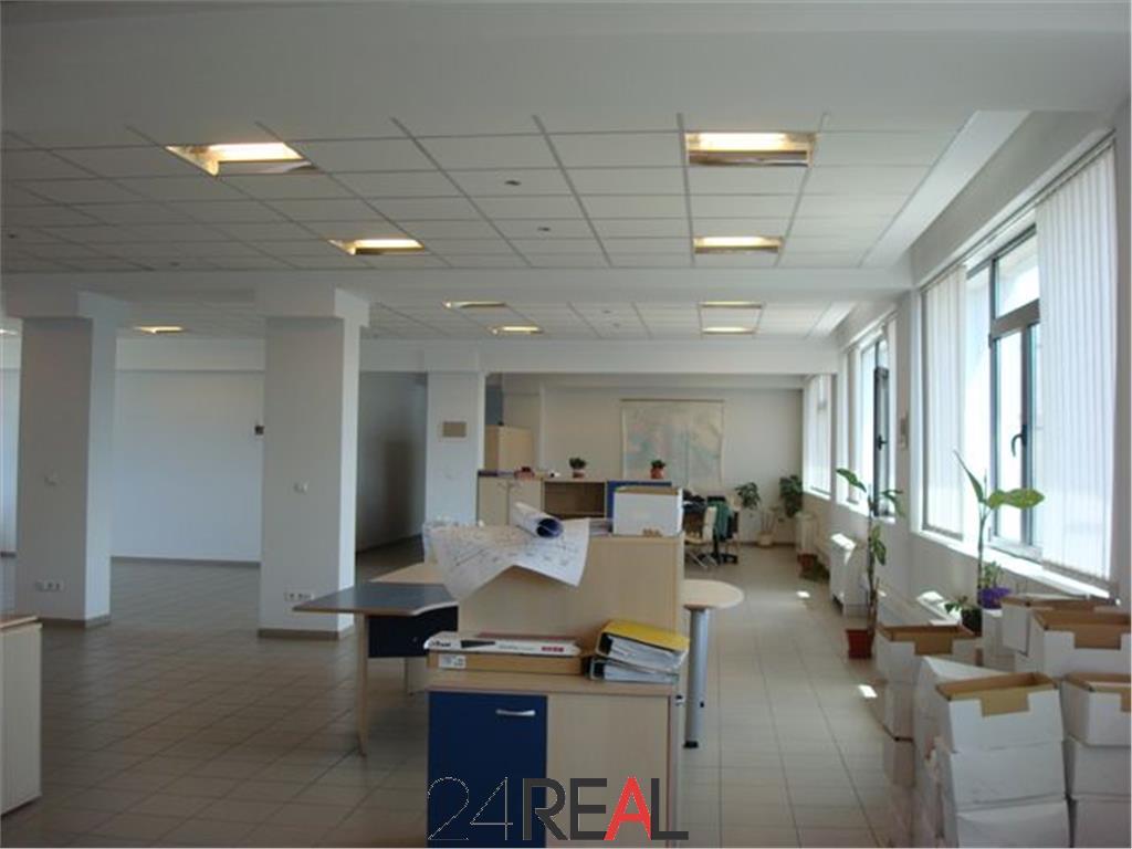 Spatii birouri, suprafata 350 mp - zona Progresul