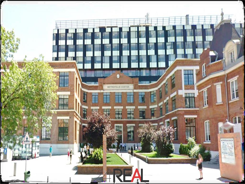 Birouri de inchiriat - Metropolis Business Center - 266 mp