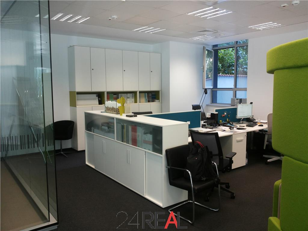 Business Center inchiriat integral - de vanzare!