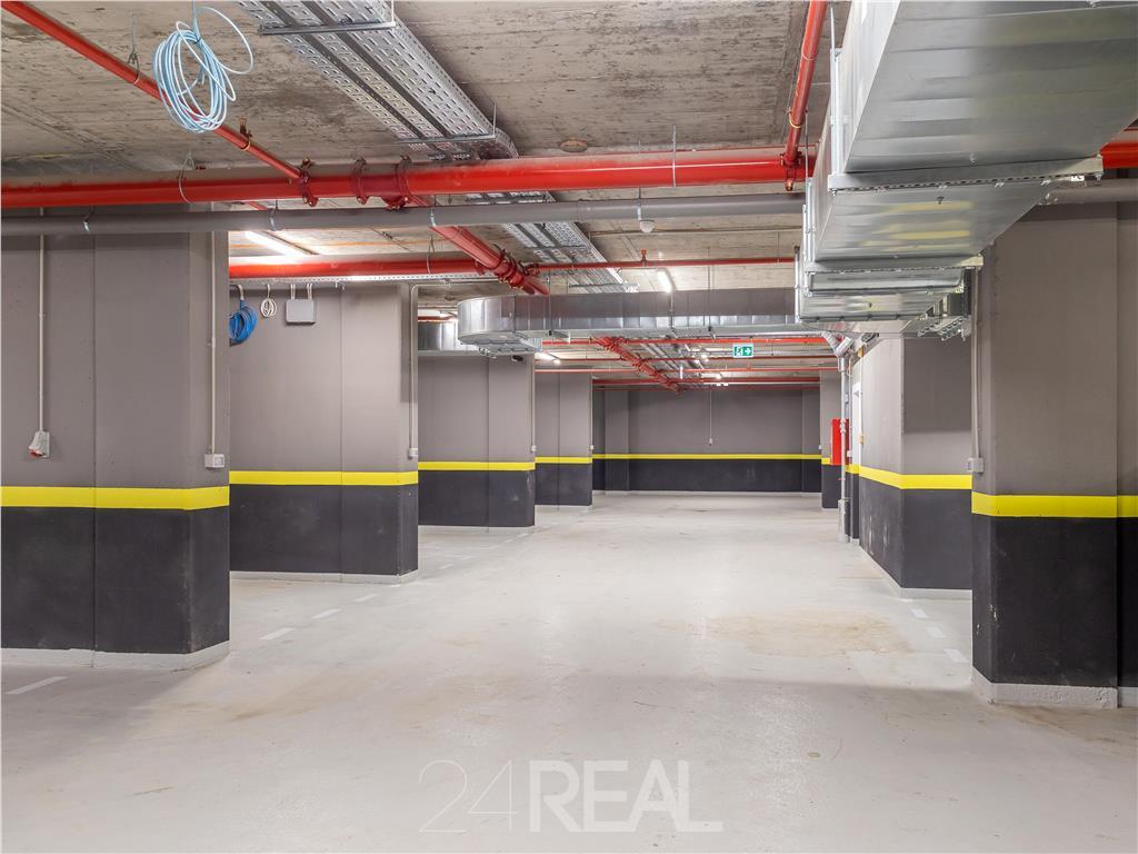 Zone 313 spatii de birouri in cladire de birouri noua - de la 140 mp