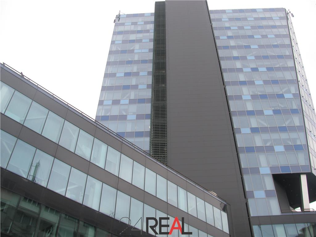 Euro Tower - inchirieri birouri de clasa A, de la 370-880mp