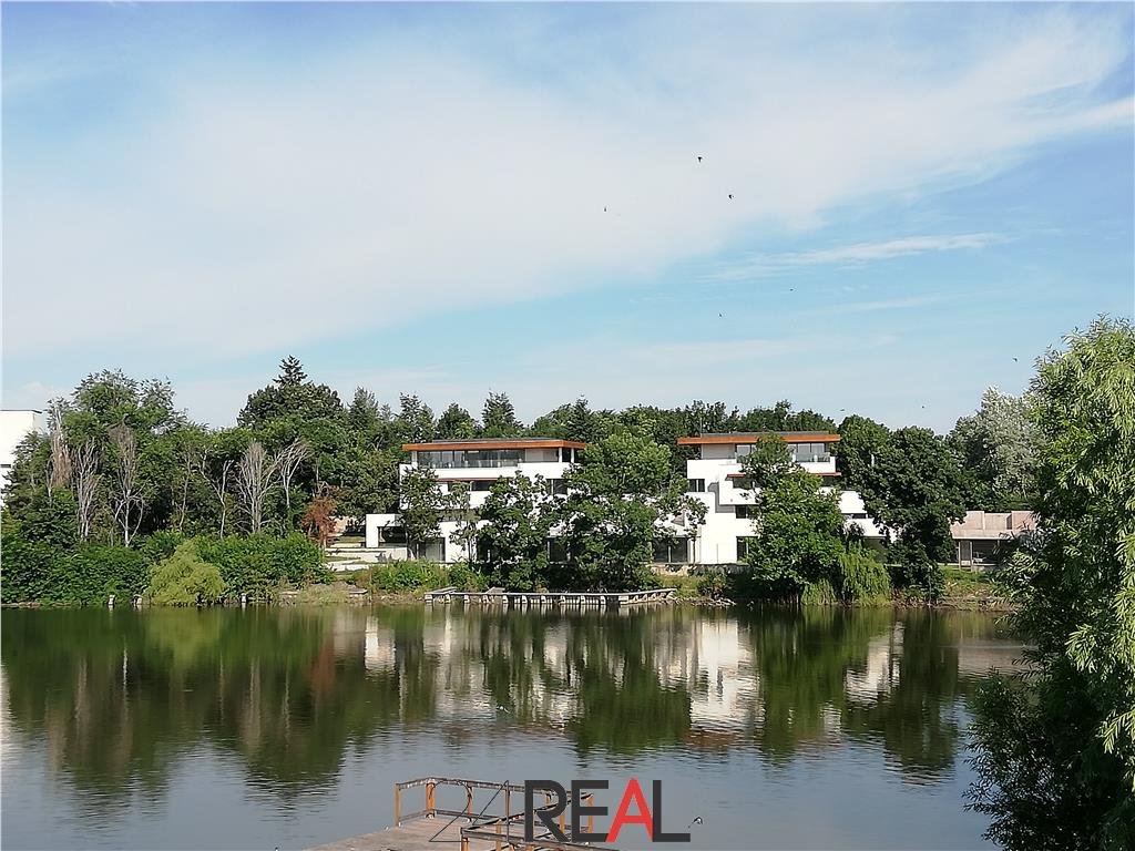 Imobil exclusivist malul lacului Floreasca pretabil birouri/ambasada