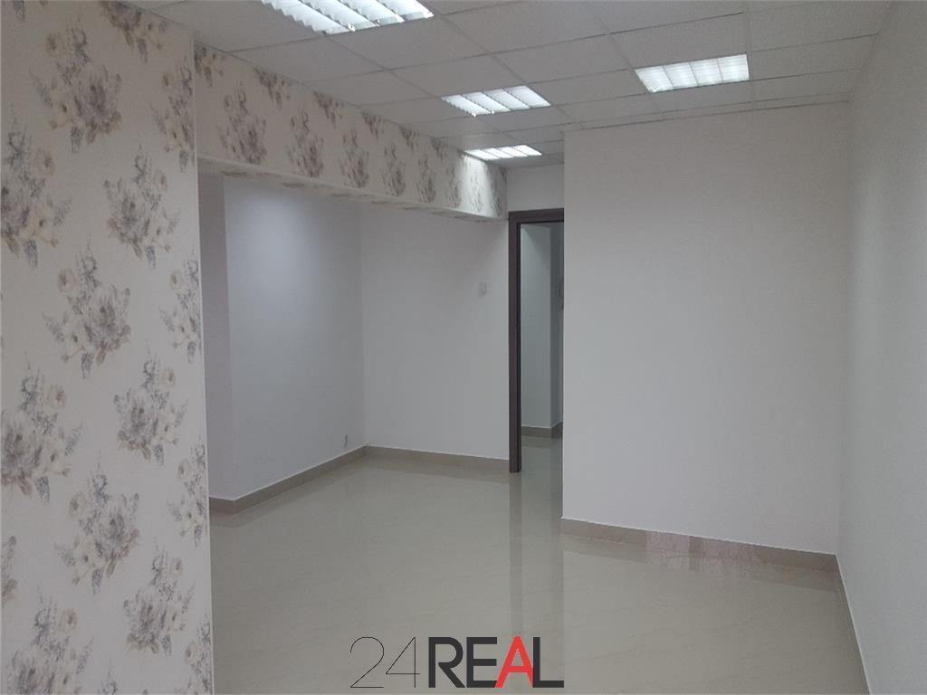 Inchiriere spatiu parter, pretabil birouri sau showroom - 100 mp