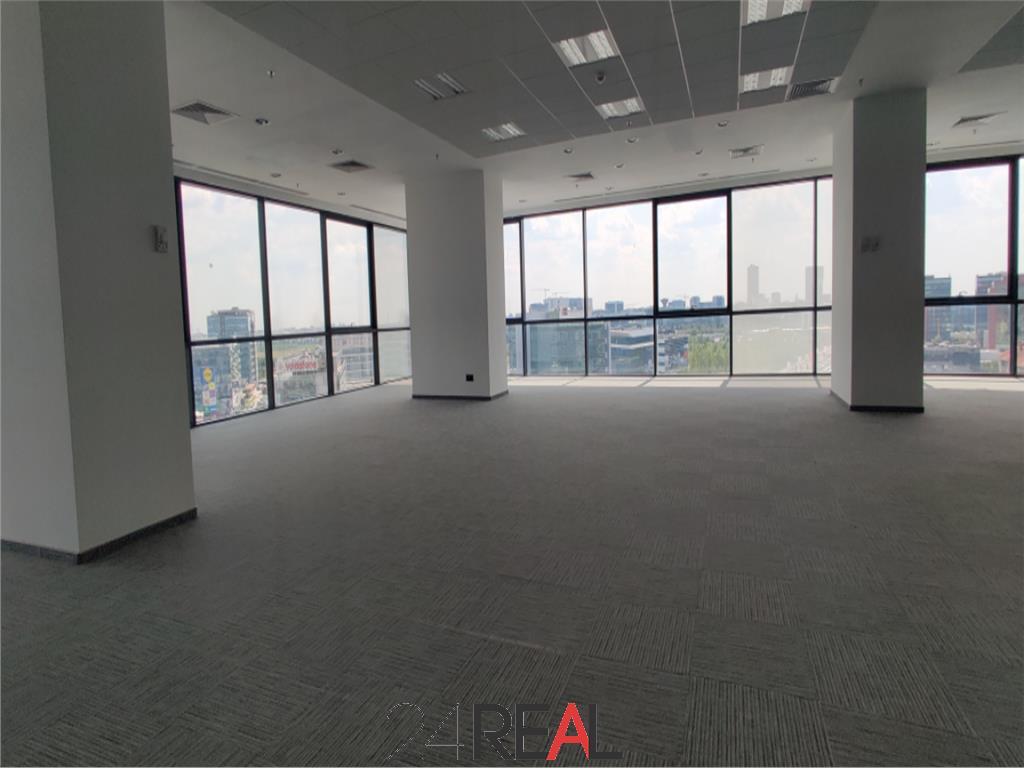 Cubic Center - birouri de la 191 mp