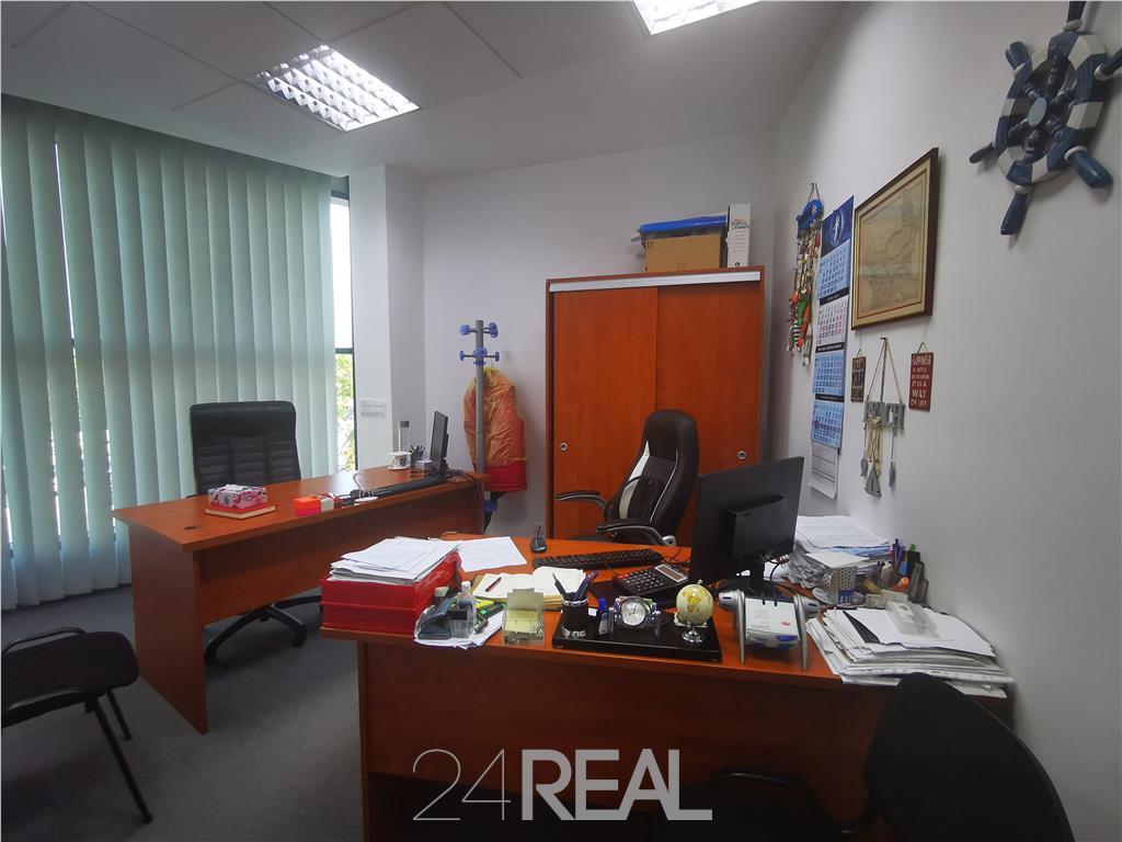 Spatiu de inchiriat pentru birouri - de la 37 Mp la 138 Mp