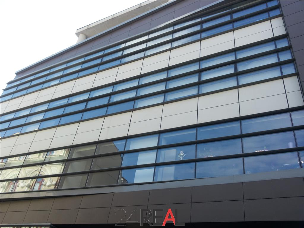 Frumoasa Offices - birouri de inchiriat - de la 112 mp