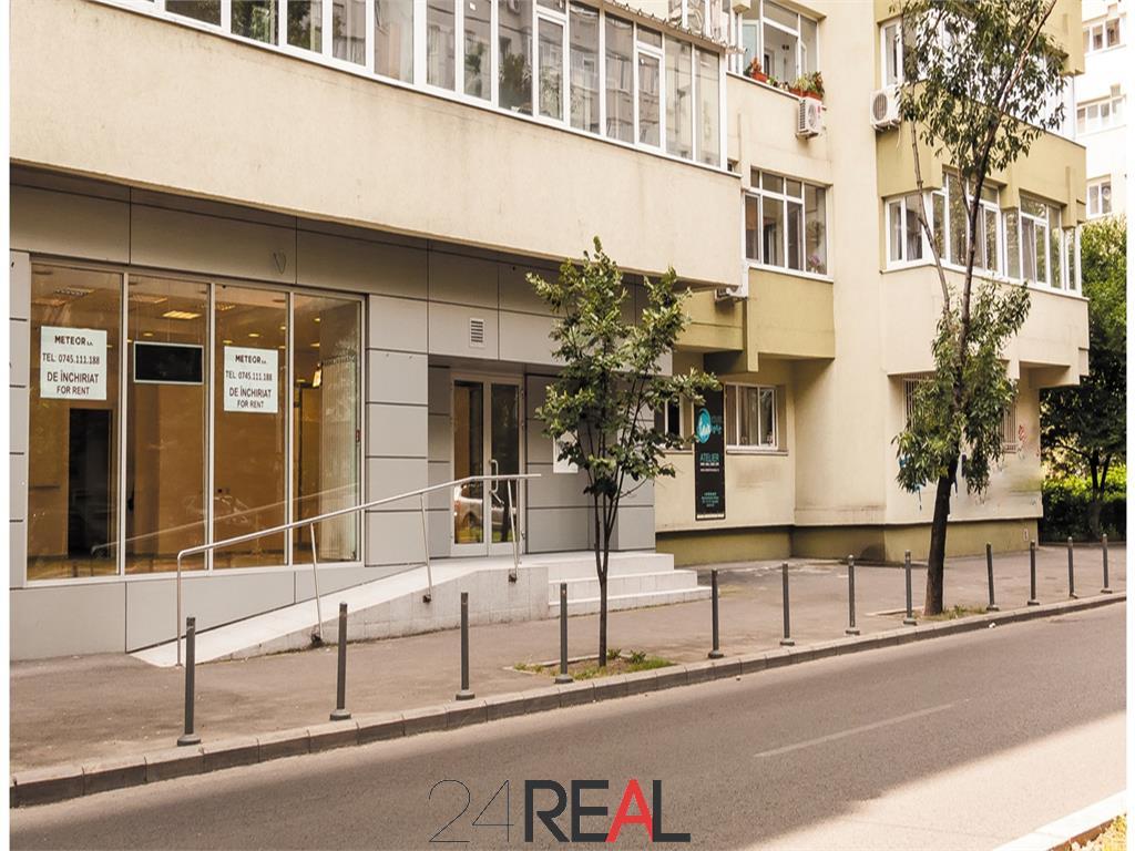 Spatiu comercial stradal Titulescu 147 mp