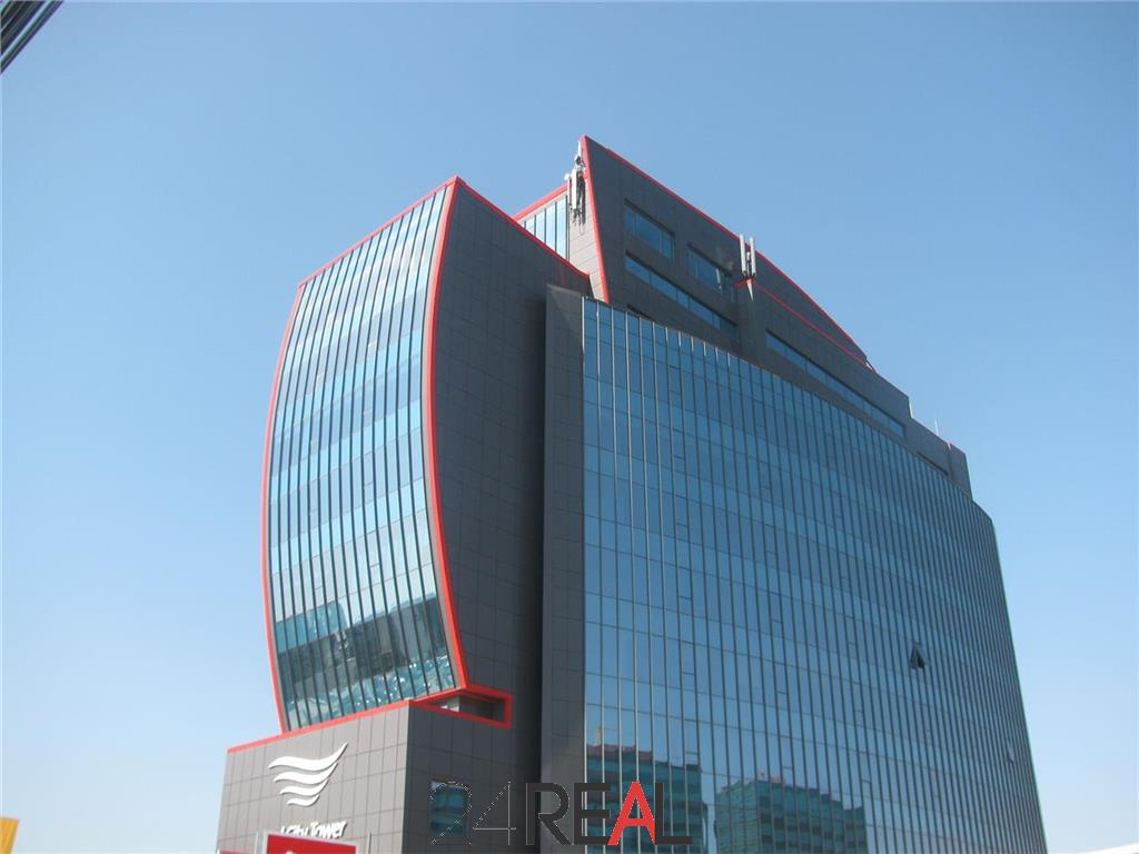 Inchirieri birouri in Nord City Tower de la 400 mp