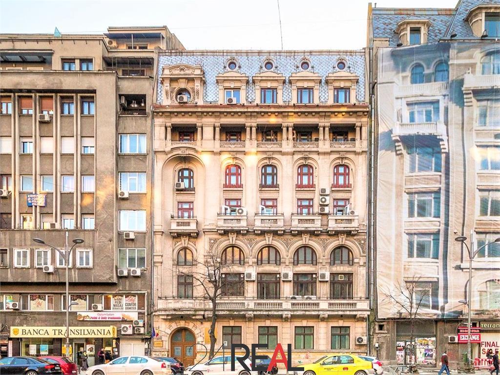 Spatii de birouri Piata Romana - suprafete intre 123 mp -1500 Eur