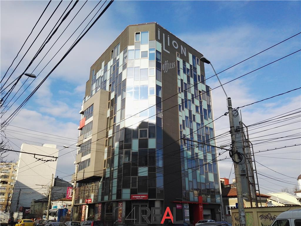 Ilion Office Building - birouri  190 - 252 mp open space