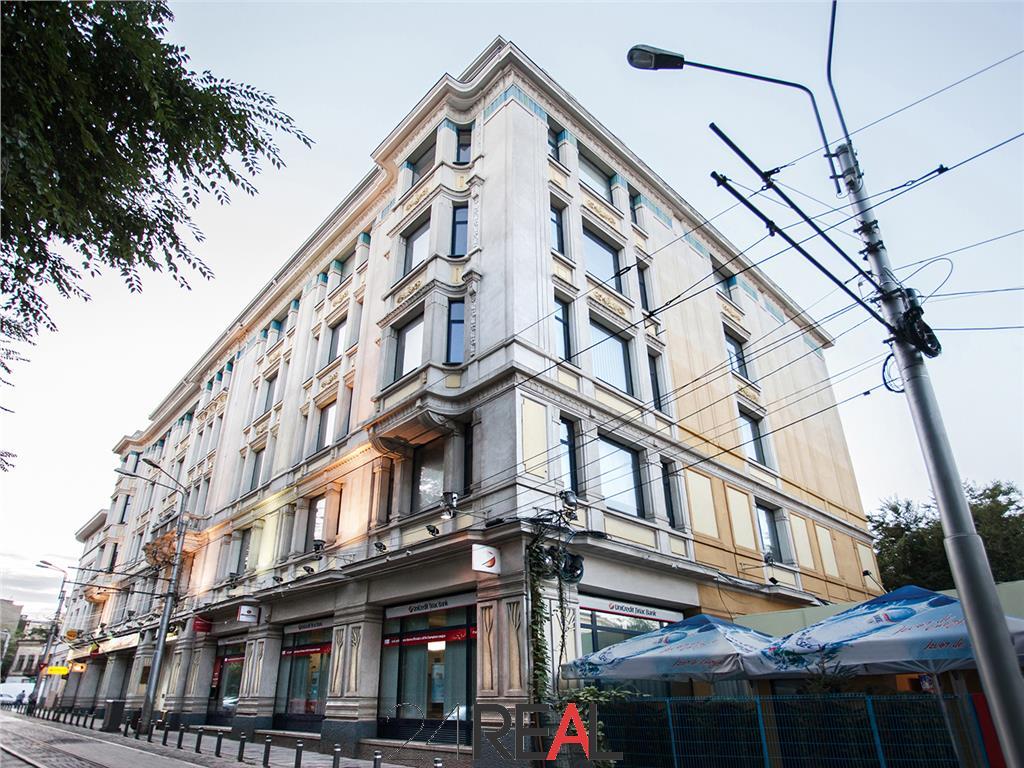 Centrul Nouveau inchiriere spatii birouri 238 mp