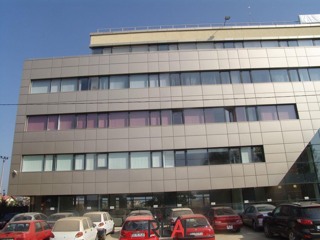 Birouri in Alpha Center de la 180 Mp - locuri de parcare incluse