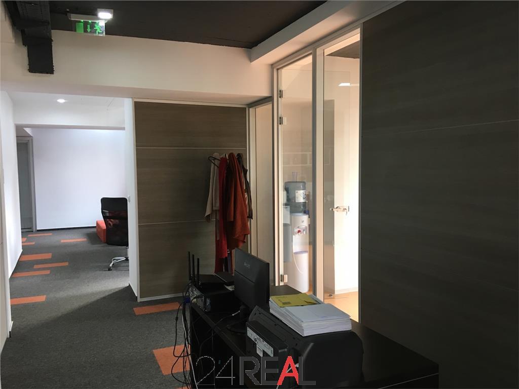 Spatiu de birouri in cladire superba, 156 mp + 2 terase - indisponibil