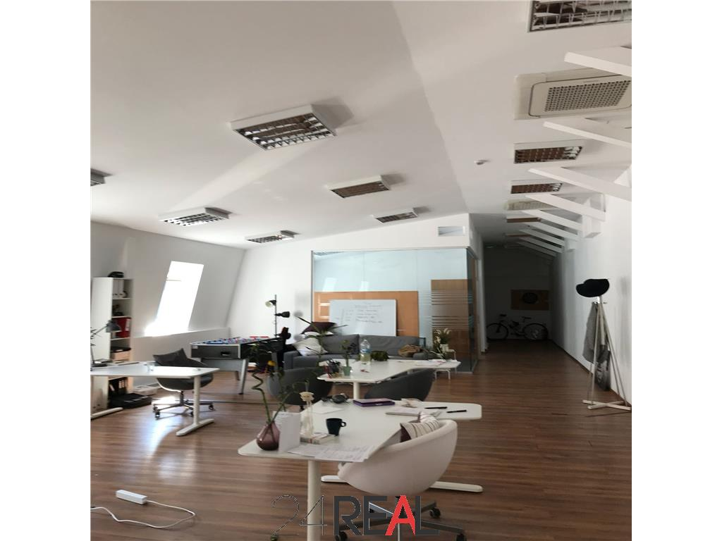 Cladire birouri inchiriata in zona ultracentrala - De Vanzare