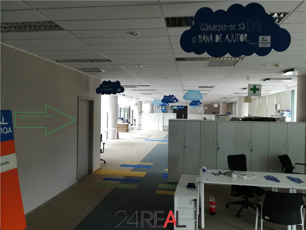 Spatiu de birouri in zona Caramfil Herastrau - indisponibil