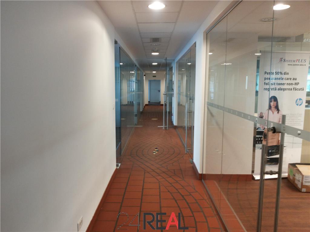 Spatii de birouri in cladire unica - de la 168 mp