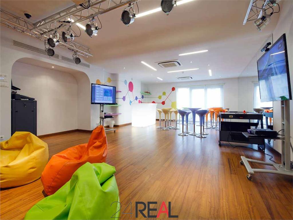 Inchiriere spatiu birouri clinica sala fitness restaurant 580 mp