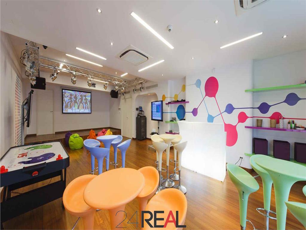 Vanzare spatiu birouri clinica sala fitness restaurant 580 mp