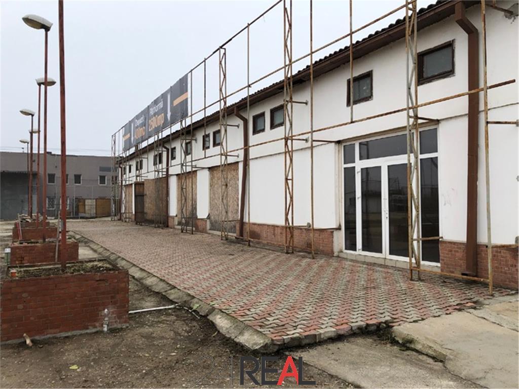 Spatiu comercial sau birouri 200 mp la etajul 1