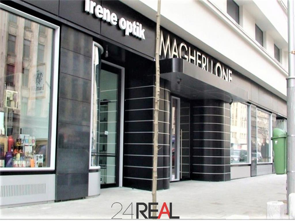 Magheru One Office Building - spatiu comercial 80-130 mp