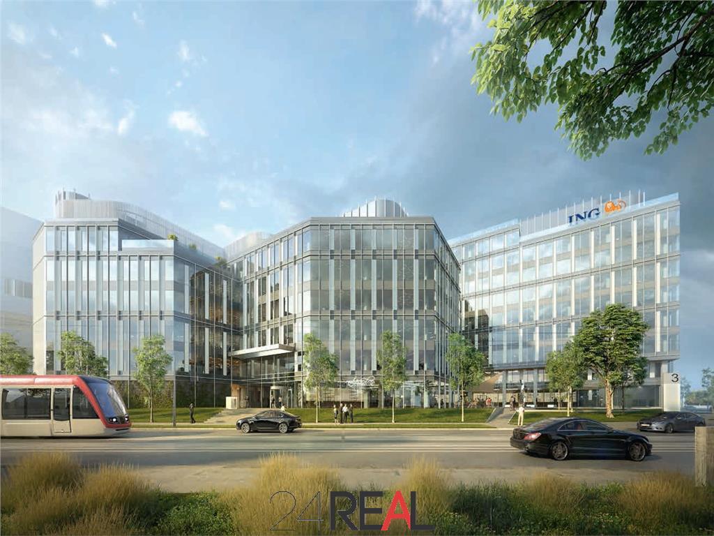 Inchiriere spatii de birouri - Expo Business Park