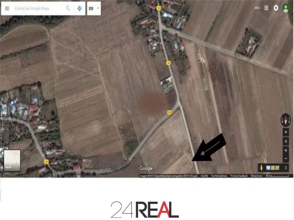 Teren de vanzare 5000 mp in Ciolpani - Piscu