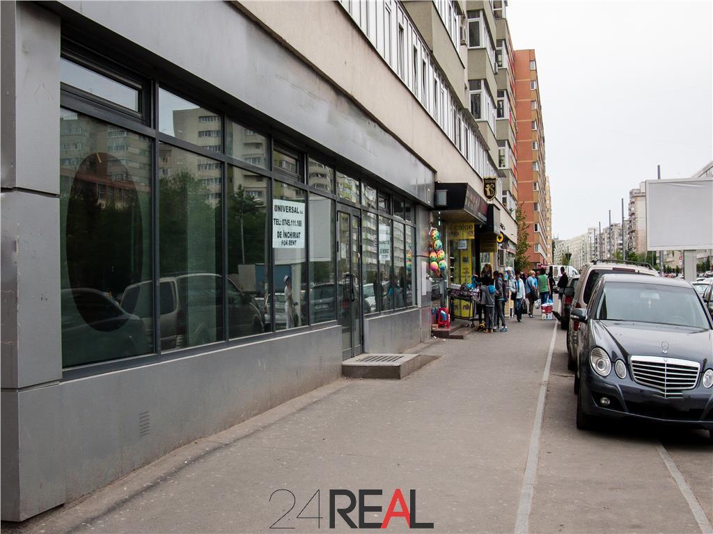 Spatiu comercial 223 mp stradal Pantelimon