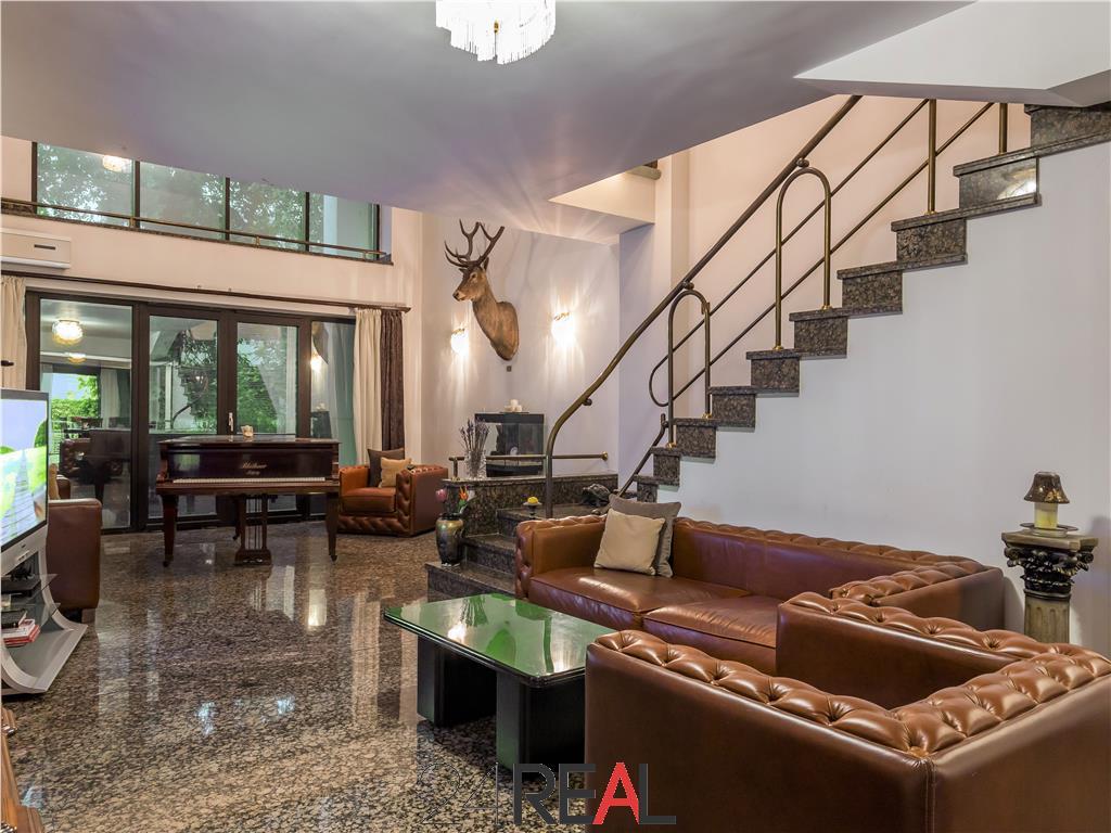 Vila in zona selecta - pretabil birouri, ambasada - inchiriata
