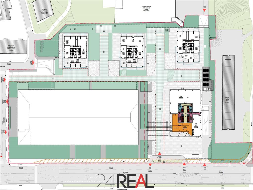 One Tower Floreasca - office spaces for rent