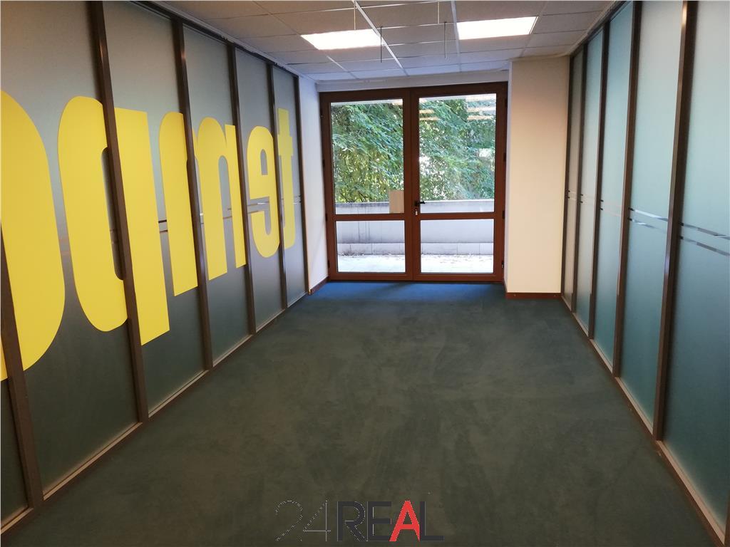 Cladire de birouri in zona Aviatorilor - indisponibil