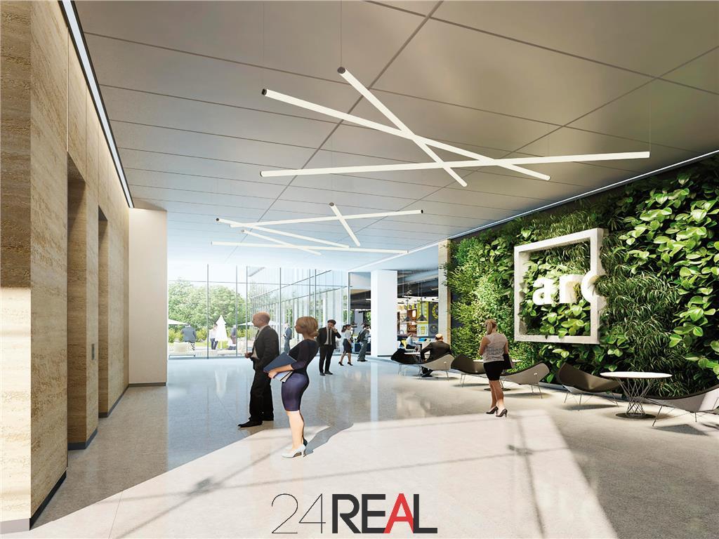 The ARC - Proiect nou de birouri in zona Grozavesti