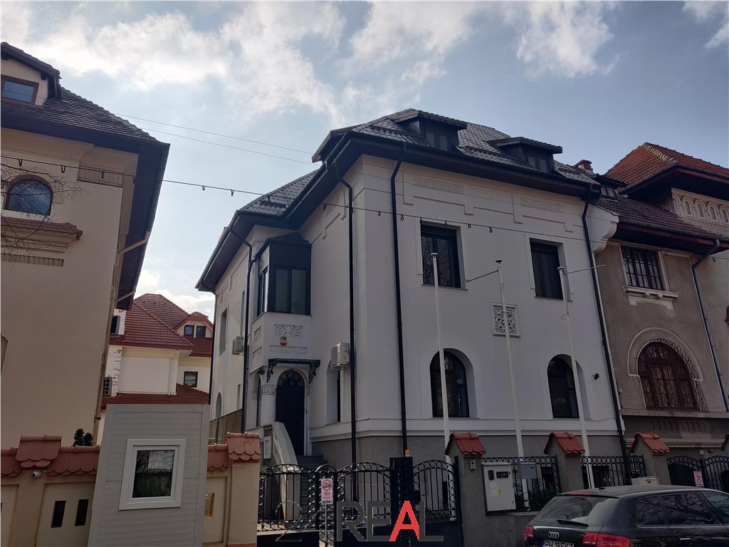 Vanzare vila in zona Dorobanti Capitale TVR
