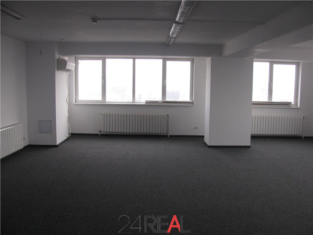 Spatiu de birouri in zona Metrou Aviatorilor - 140 mp + 25 mp terasa