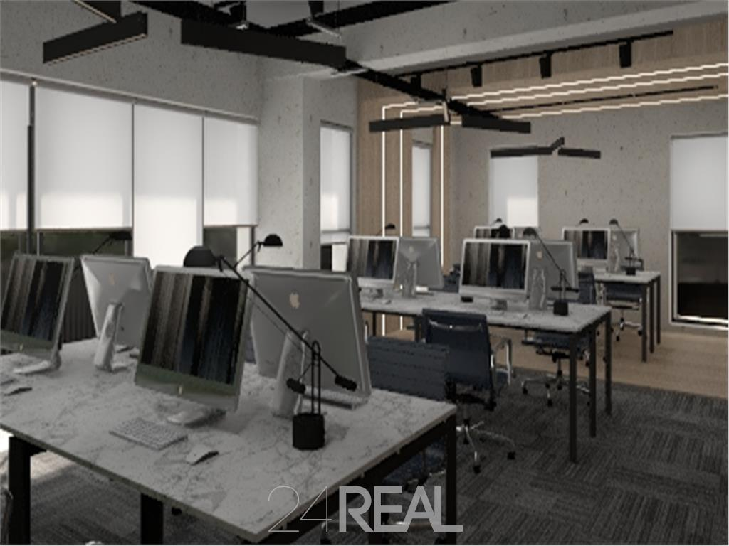 Spatii in cladire noua - birouri, clinica medicala, showroom