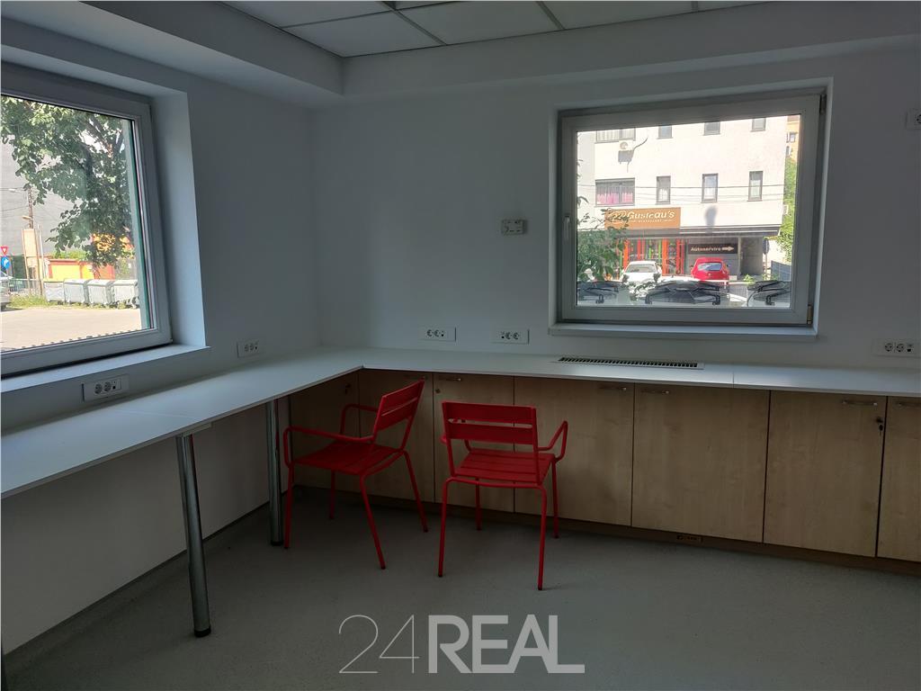 Spatii pentru birouri/showroom/clinica medicala/scoala/gradinita